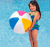 Beach Swimming Water Toy Ball Inflatable