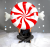 Candy Snow Sled Inflatable Winter Toy Tube